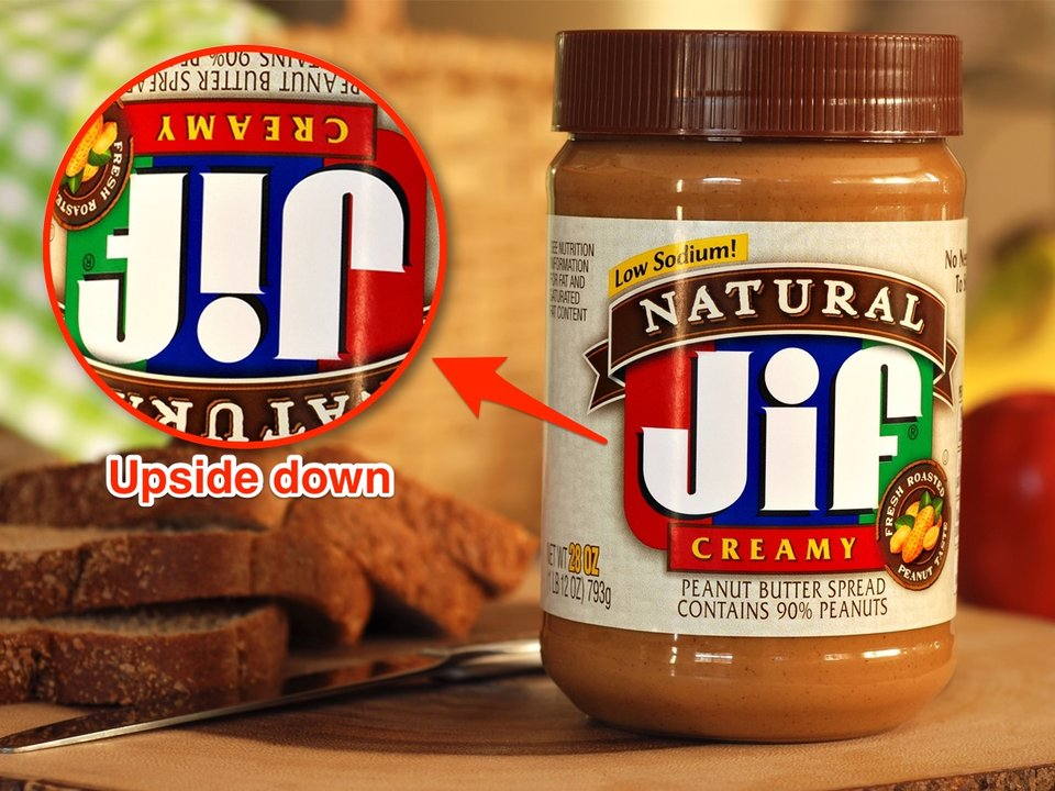 Jif logo 23 logos or symbols that have hidden meanings within them