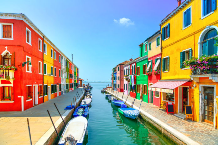 16 Most Colorful And Vibrant Places In The World