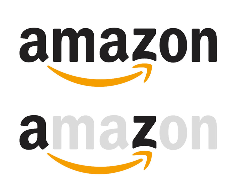 amazon logo 23 logos or symbols that have hidden meanings within them