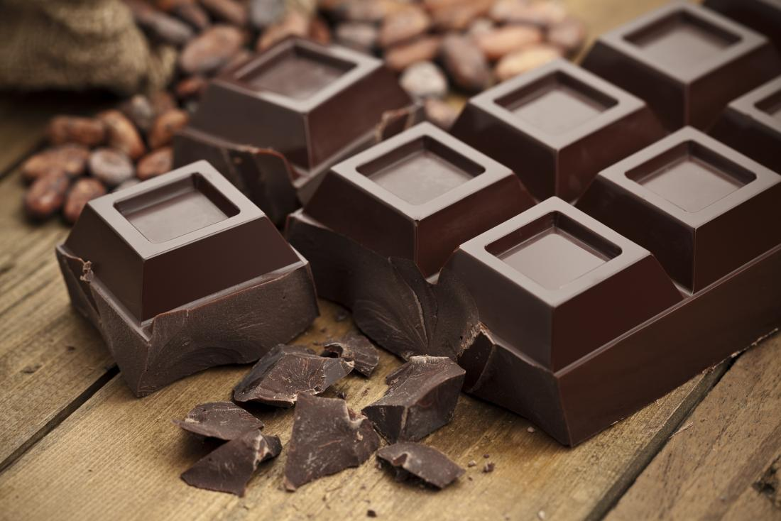 8 benefits of consuming dark chocolate