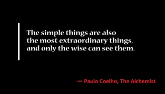 All Quotes from 'The Alchemist' (Paulo Coelho)