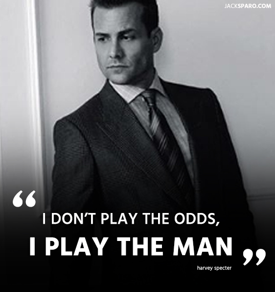 harvey specter collection of quotes